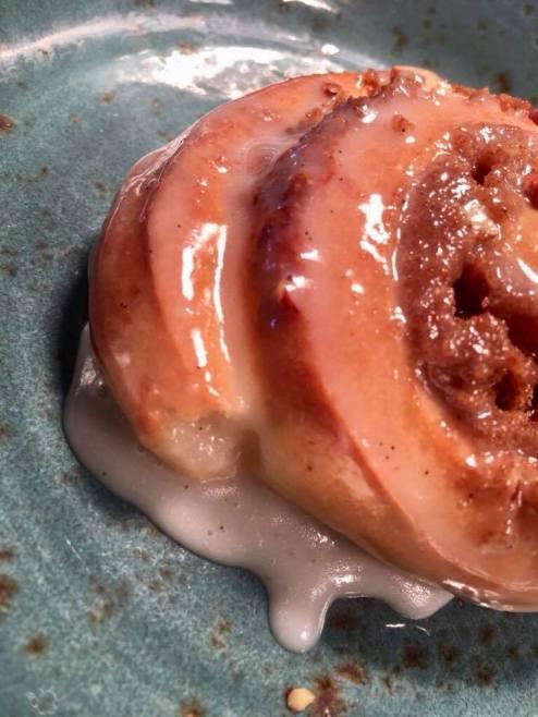 Cinnamon Bun at Rocksalt
