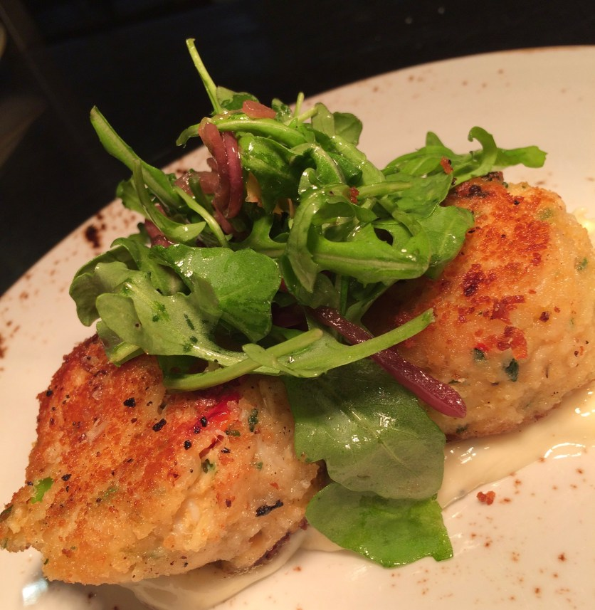 Mimosa Grill Crabcakes