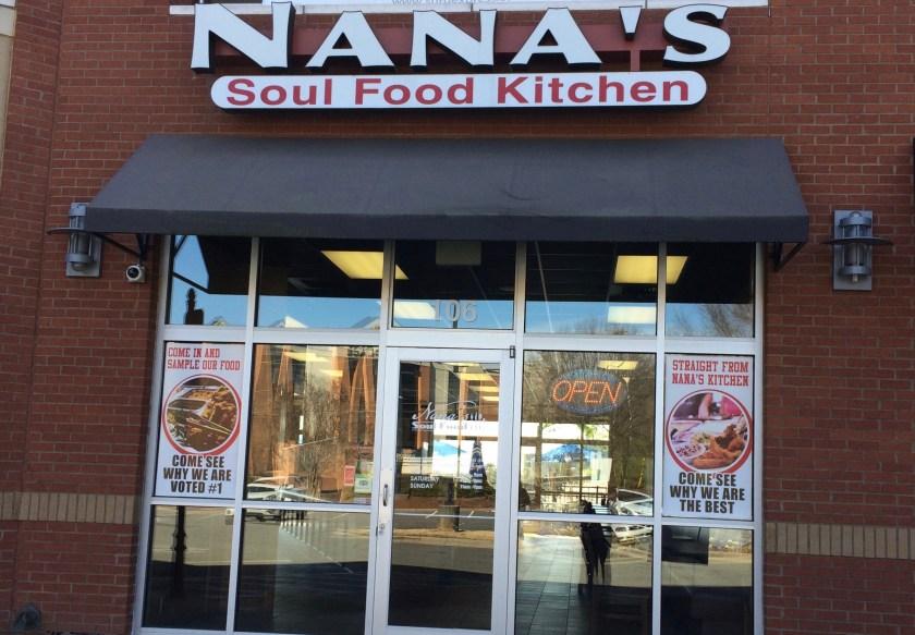 nanas entrance