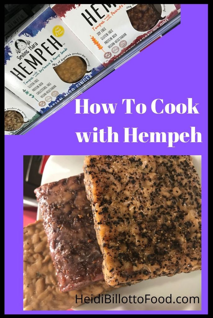 cook with Hempeh