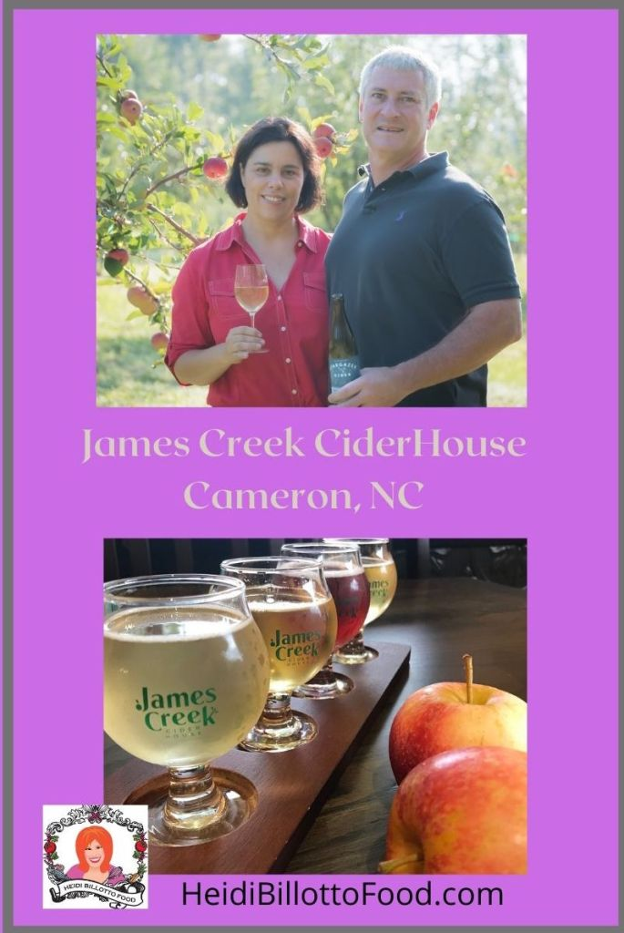 couple and cider