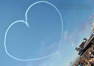 Red Arrows, Grand Pier Air Show, Weston-super-Mare