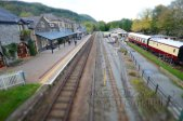 26th October 2013 - Betws-y-Coed train station