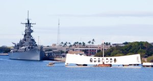 Battleship Missouri Memorial and U.S.S. Arizona Memorial