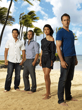 Hawaii Five-0 main stars