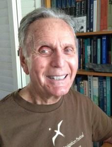 Ben Finney, founding president of the Polynesian Voyaging Society   Photo © Heidi Chang