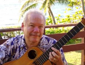 Hawaiian musician Kapono Beamer | Photo © Dayna Marie Beamer