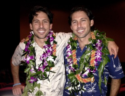 "Moana"" screenwriters Aaron and Jordan Kandell 
