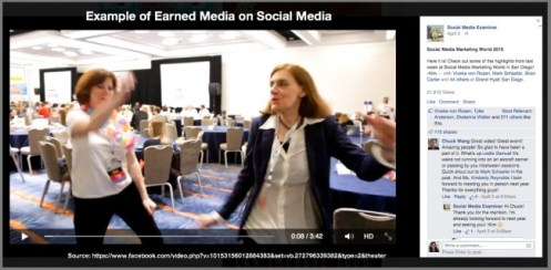 Earned Media Defined