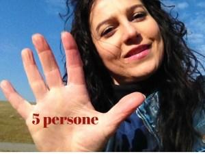 5 nuove persone ogni 6 mesi