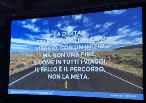 Il viaggio della Digital Transfromation