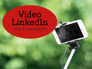 Video su Linkedin