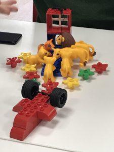Workshop Lego serious play: come ti percepiscono gli altri