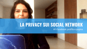 Controlla la Privacy su Facebook