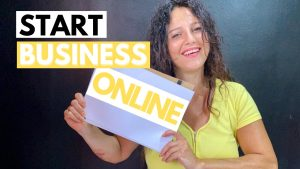 Start your business online