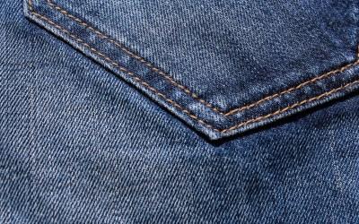 jeans hard work