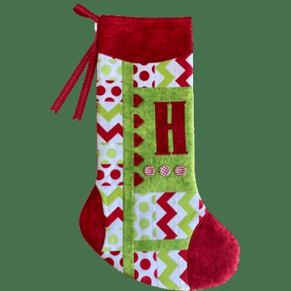 Heidi HoHo Stocking