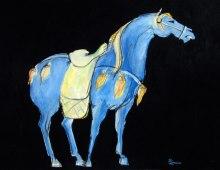 Blue Tang Yellow