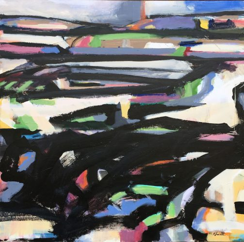pulaski-painting-landscape-field-abstract-hudson-valley