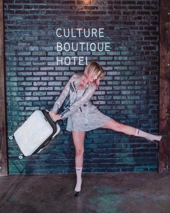 Culture Boutique Hotel in Springfield Missouri