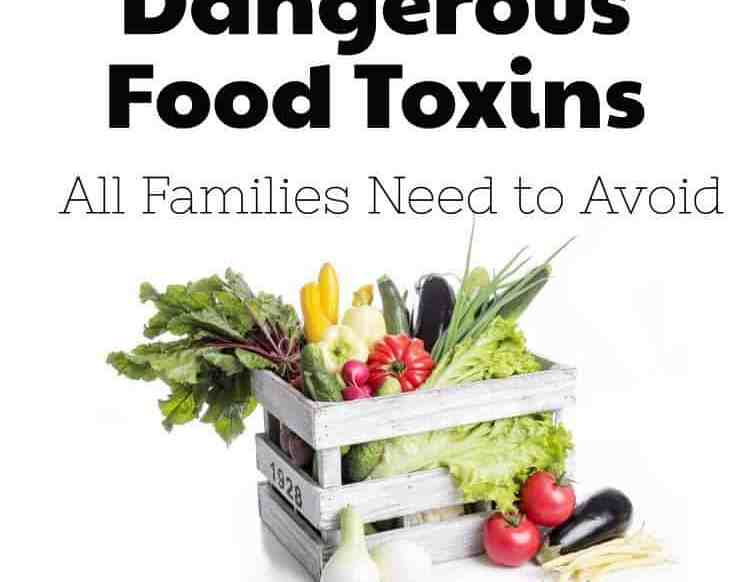 food toxins to avoid