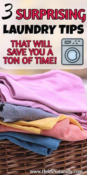 Laundry Habits