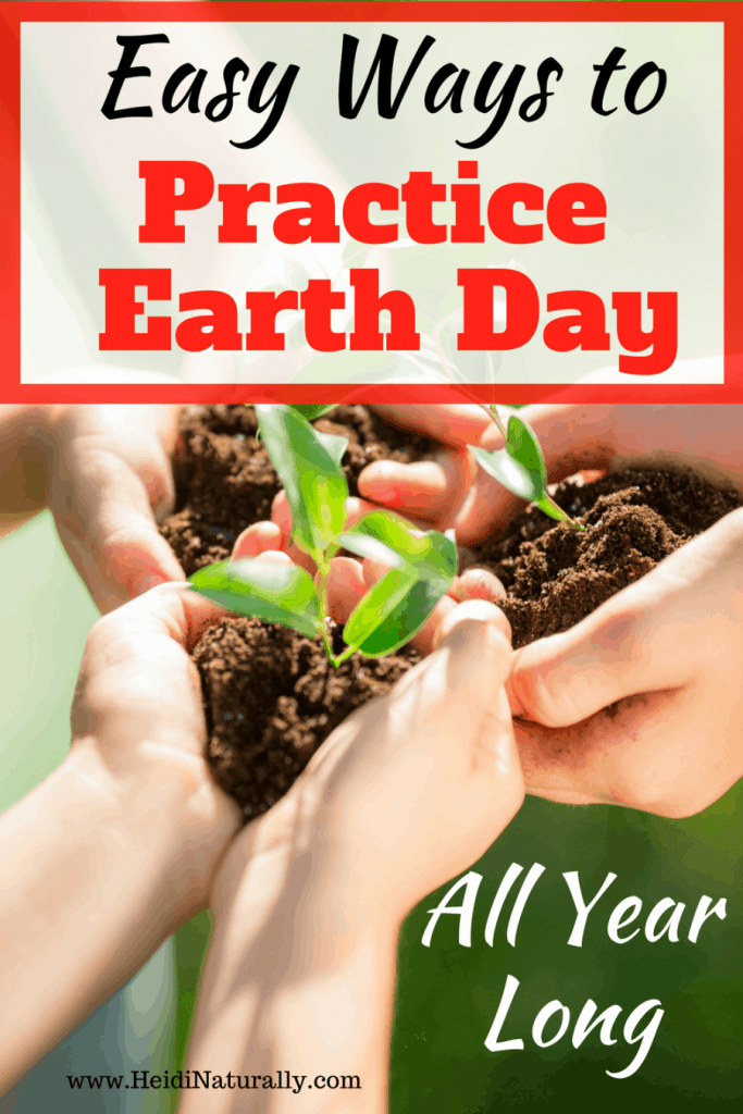 practice earth day
