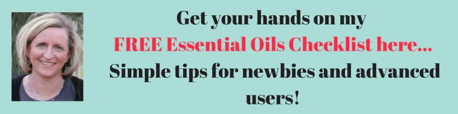essential oils fact sheet