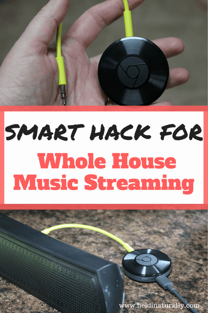 How a Non-Techie Mom Easily Streams Music in her Whole House 4