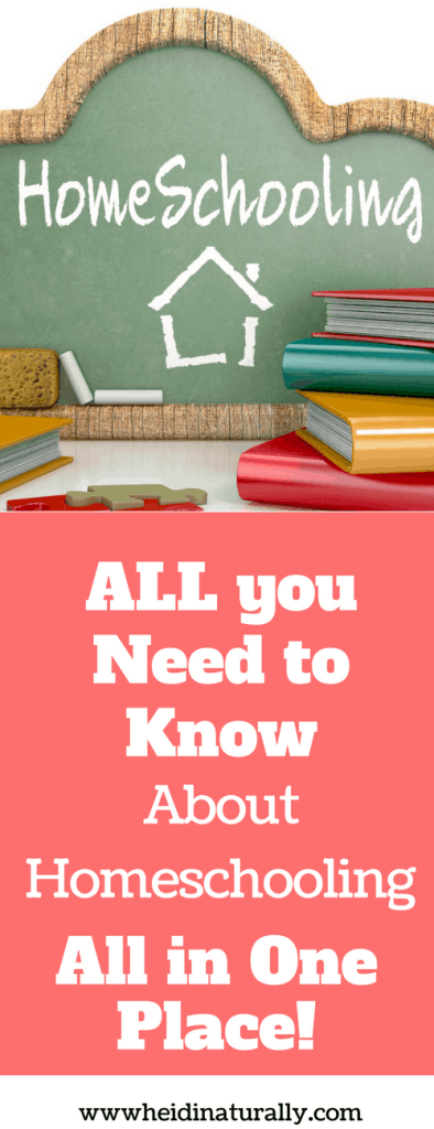 Find out all you need to know about homeschooling. Get all your questions answered and find all the resources you need all in one place!