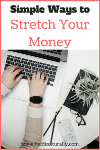 ways to stretch your money