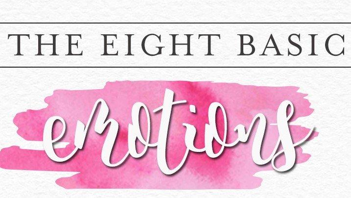eight basic emotions
