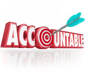 accountable, people