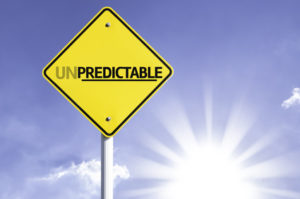 expect predictable changes