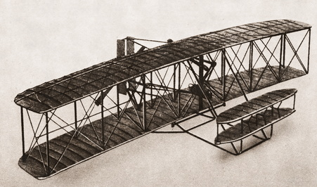 Lessons from the wright brothers