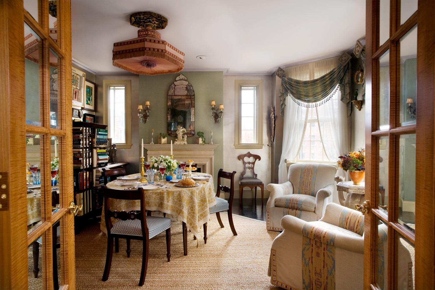 Heidi Pribell  Interior Designer Boston MA  HOME