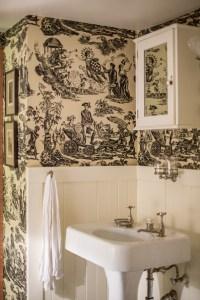 Bathroom by Interior Designer Boston & Cambridge, Heidi Pribell