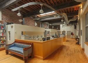 Office by Interior Designer Boston & Cambridge, Heidi Pribell