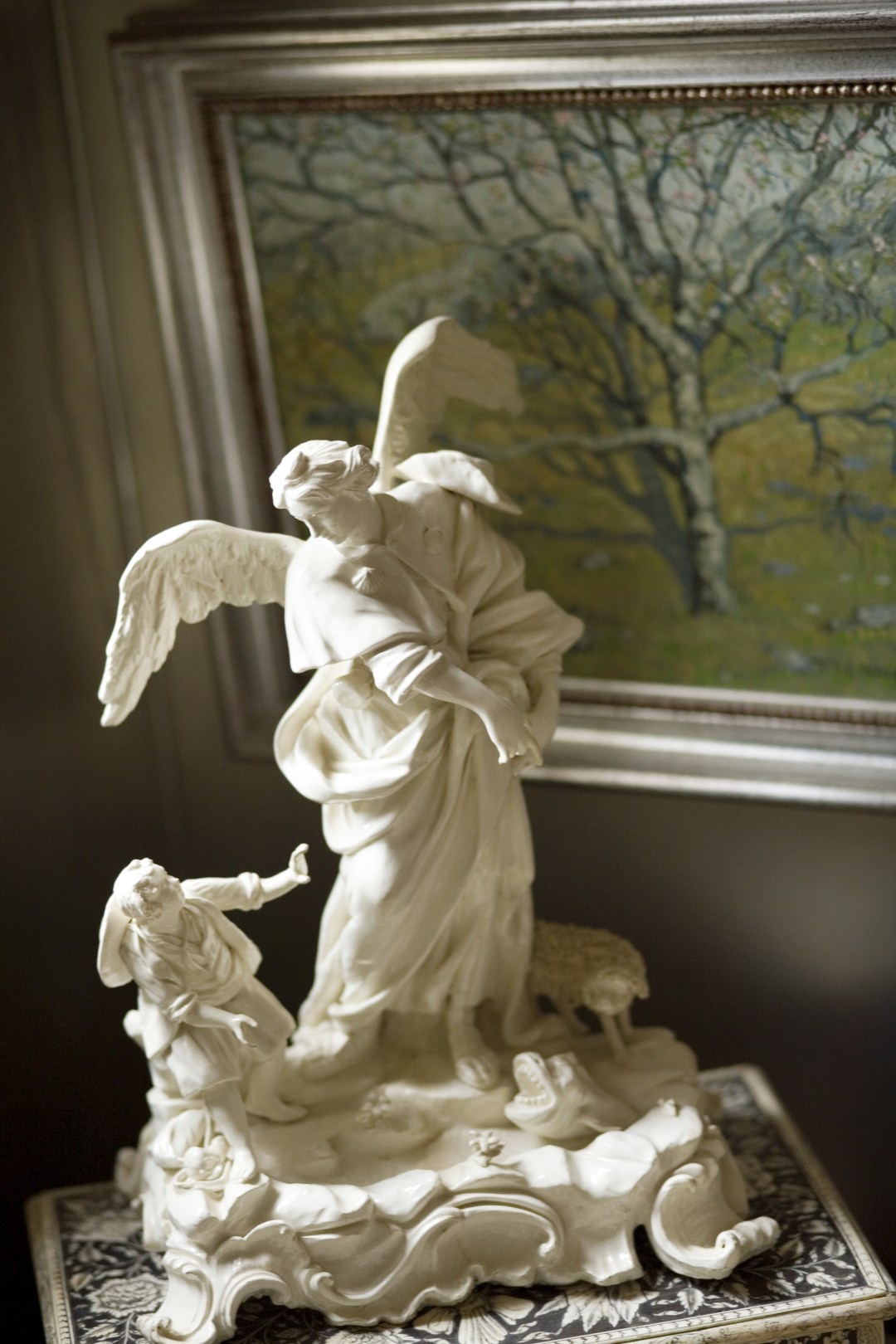 Boston H&G Heidi Pribel 06 07 detail of statue 2