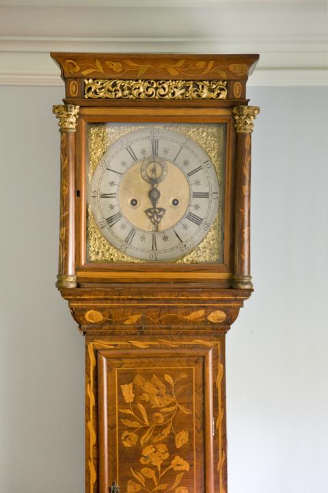 Heidi Pribell Clock detail