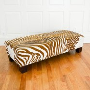 lot-1216_hide-upholstered-zebra-print-bench