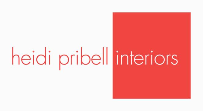 Heidi Pribell - Interior Designer Boston logo