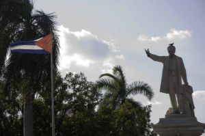Jose_mart_Park_Cienfuegos_Cuba_by_Heidi_Siefkas