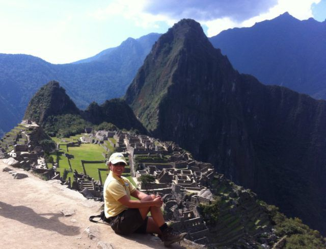 Inspirational Travel to Machu Picchu Peru