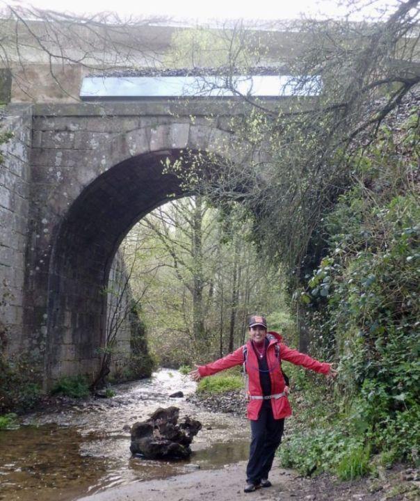 Heidi_Siefkas_Camino_de_Santiago_with_good_rain_gear