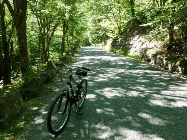 Bike_on_Carriage_Road_Acadia_National_Park_Maine