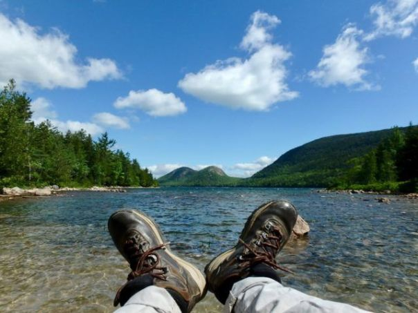 Jordan_Pond_with_feet_in_Acadia_National_Park_Maine