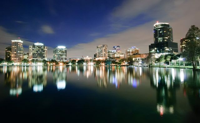 Ten Things to Do in Orlando Florida