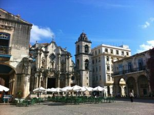 Plaza_Cathedral_Old_Havana_Cuba_By_Heidi_Siefkas