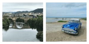 Ourense_Spain_and_Playas_del_Este_Havana_Cuba